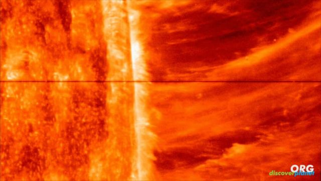 Sun's magnetic field works in the underexplored zone
