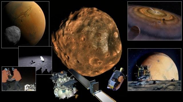Examining the MAVEN mission data on Phobos