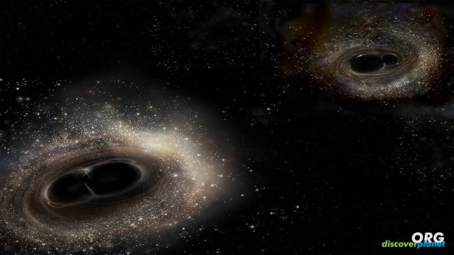 The material universe is transparent to gravitational waves