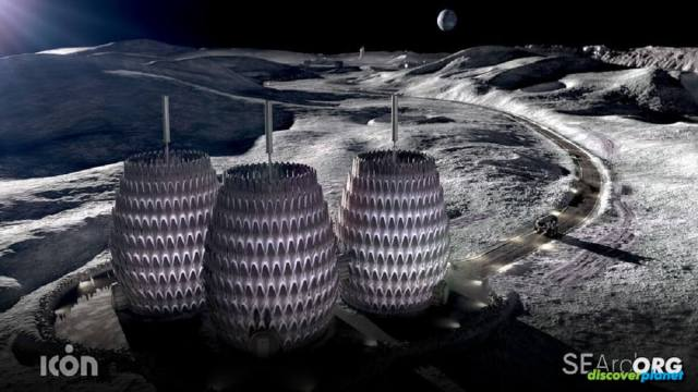 Lunar Lantern - a sustainable outpost on the Moon