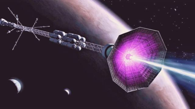 Plasma Thruster Could reduce Flight times in the Outer Solar System
