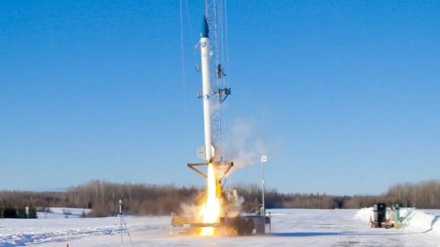 BluShift Aerospace successfully launched Stardust 1.0
