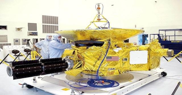 NASA's New Horizons