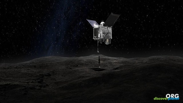 OSIRIS-REx carried out one final flyby of asteroid Bennu