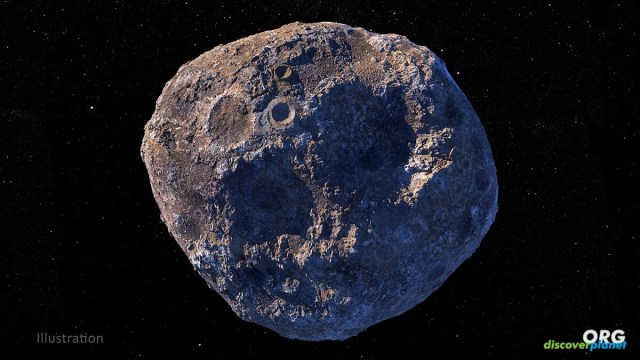 Asteroid 16 Psyche is possibly more porous, and less metallic
