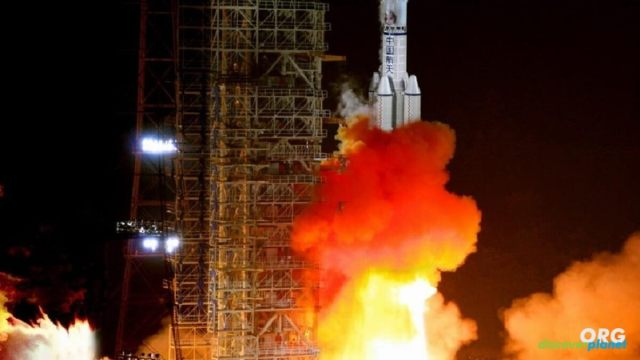 China's Long March-9 is sending 100 tons to the Moon