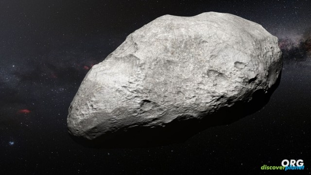Asteroids in primordial state had never experienced a large collision