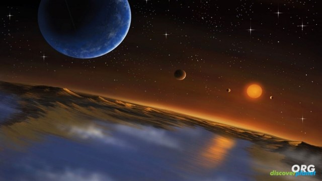 What would we need to see to confirm the presence of life on Alien world?