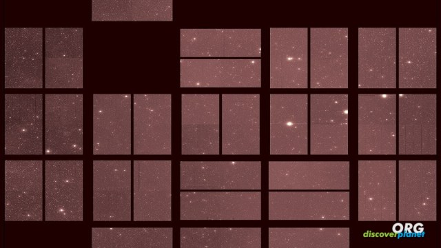 """""""Last lighty"""" images by Kepler before it ended its mission"""