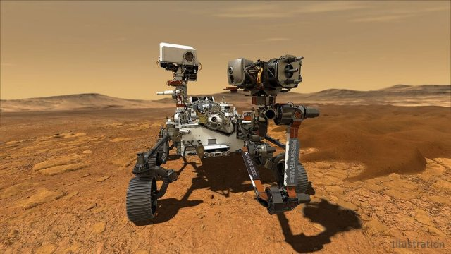 Perseverance Rover - NASA's ambitious space mission ever