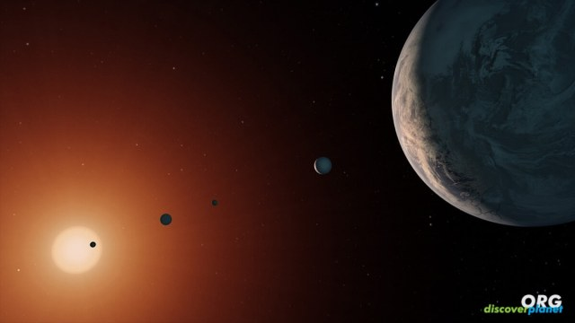 Effective statistical analysis of discovered exoplanets