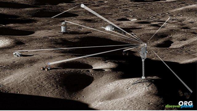 Establishing vital infrastructure by exploring the Moon's shadowed regions
