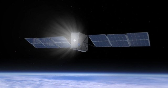 Water as fuel in CubeSat