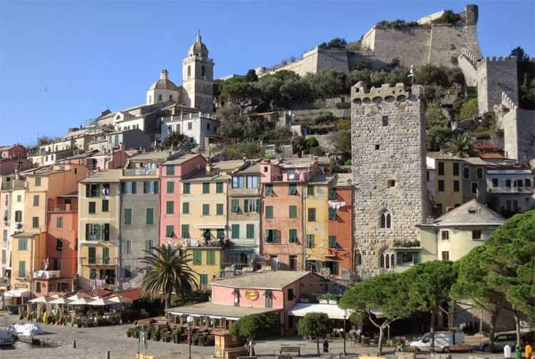 Modern Portovenere, Liguria