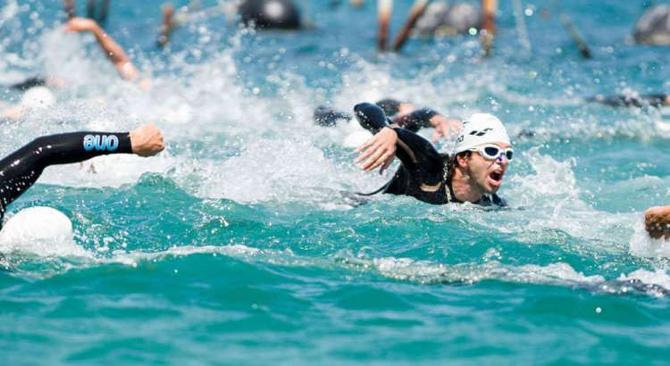 Triathlon Sprint in Portovenere, Liguria