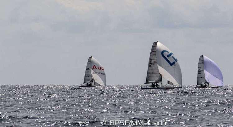 Sailing in Portovenere: Audi Tron Series, Liguria