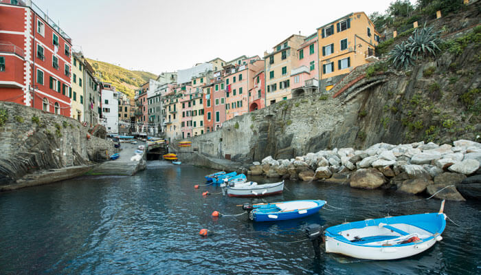 Honeymoon in the Cinque Terre