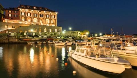 Grand Hotel Portovenere, Honeymoon in Portovenere