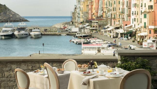 Things to do in Portovenere: dolce vita on the promenade