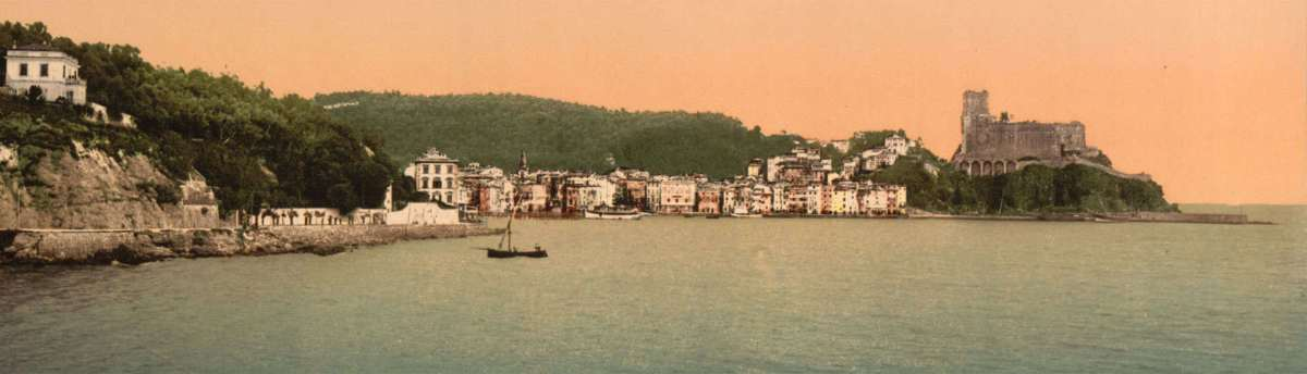 Lerici: visiting the town of the poets