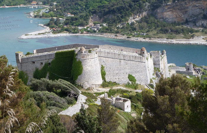 castello doria Portovenere