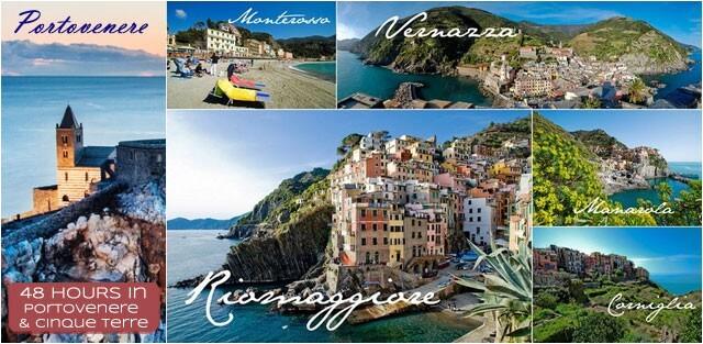 Autumn in Liguria: Portovenere & Cinque Terre Fall Break