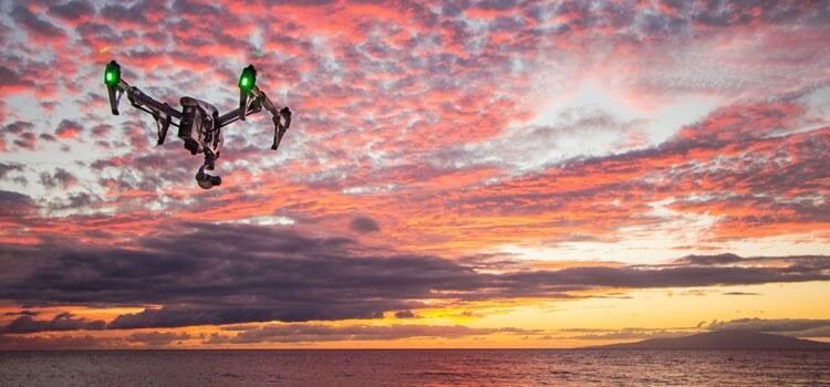 Bay of La Spezia drone videos