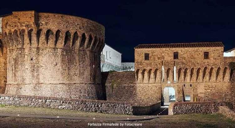 Fortezza Firmafede, Sarzana, Liguria by www.fotocreare.com