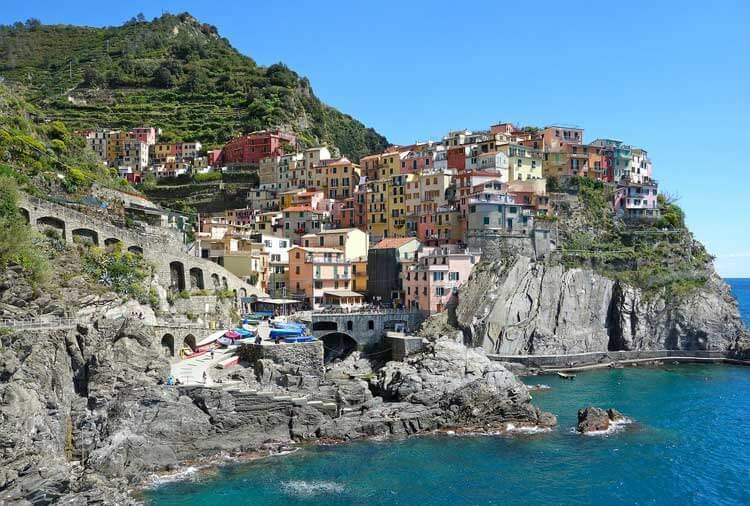 Manarola, Cinque Terre, Liguria