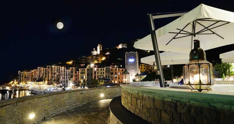 Holiday Season: Christmas in Portovenere, Liguria