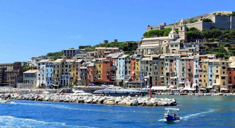 Why is Portovenere a UNESCO World Heritage Site?