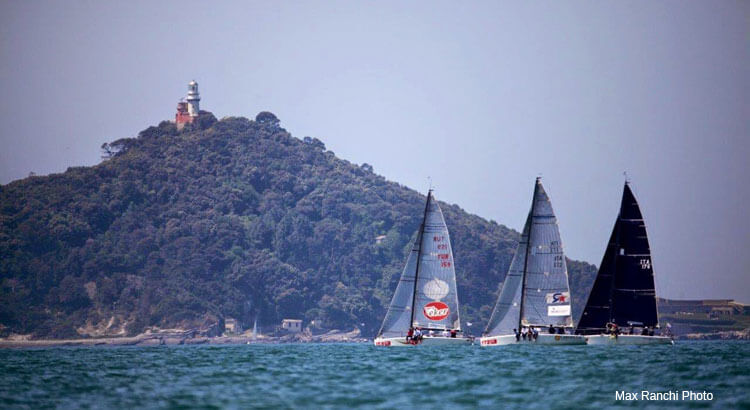 Sailing Series in Portovenere, photo by Max Ranchi