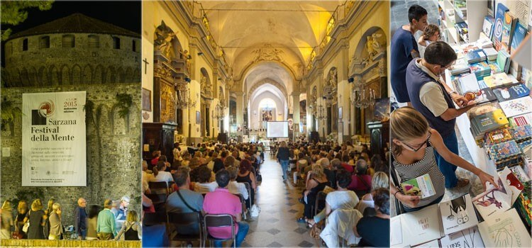 September Events: Festival of the Mind in Sarzana, Liguria