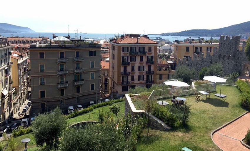 Poggio Orto-Bar in La Spezia, Liguria