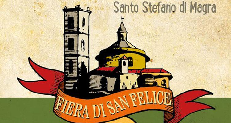 San Felice Fair in Santo Stefano de Magra, Liguria