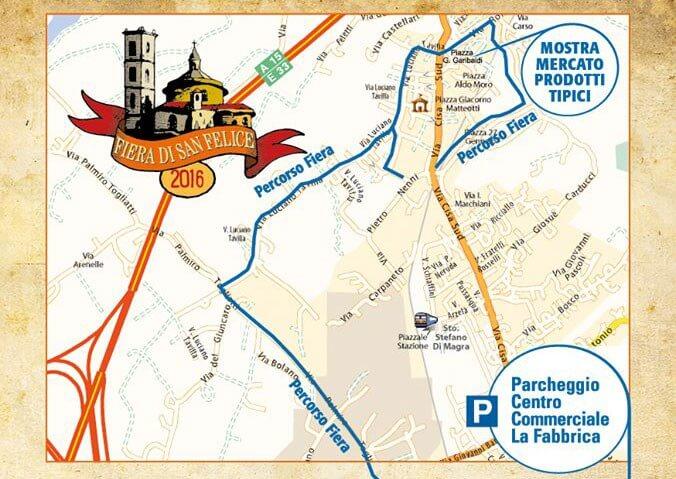 San Felice Trade Show & Fall Fair, Santo Stefano di Magra, Liguria