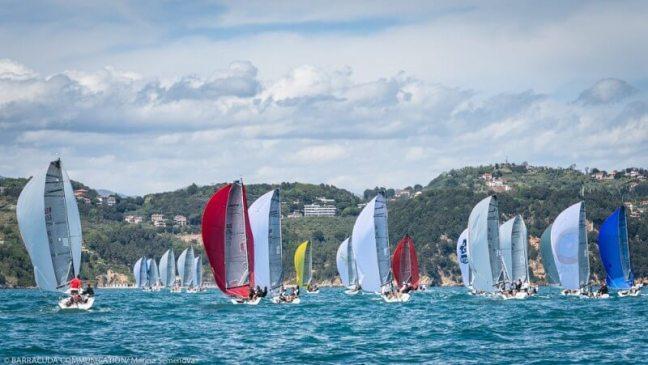 Melges20 regatta in Liguria, Italy - Porto Venere