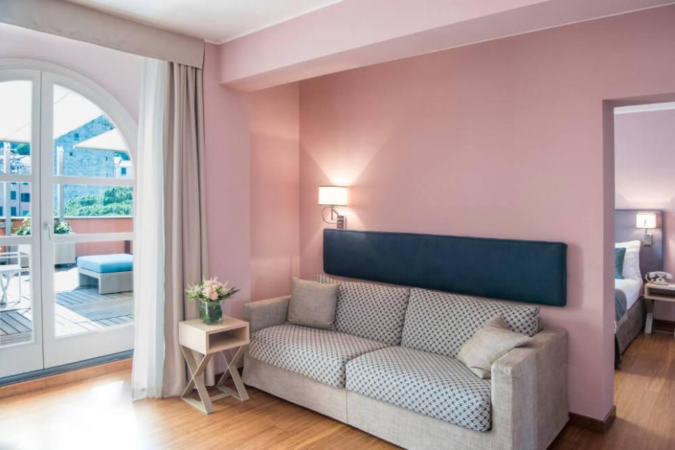 luxury rooms portovenere