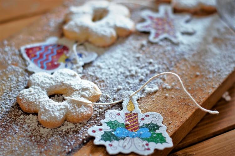 christmas canestrelli recipe
