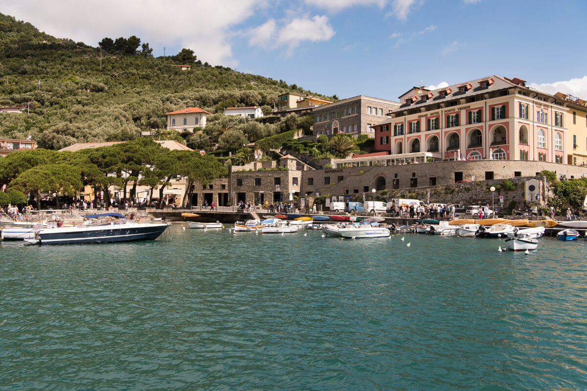A Grand Season for Portovenere's Luxury Hotel