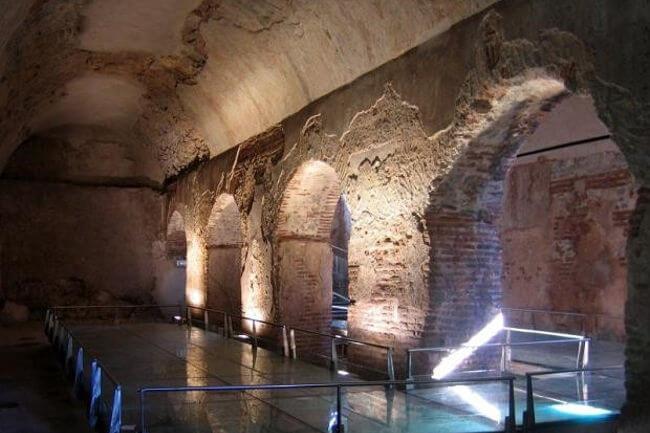 roman villa varignano