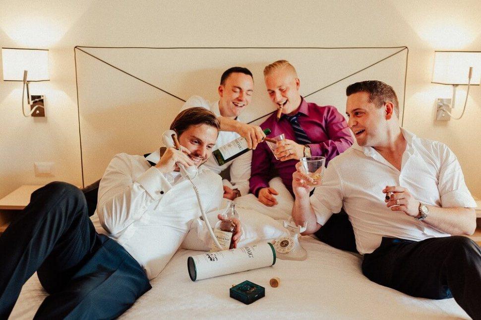 Olja Grenner - Portovenere Hotel Wedding