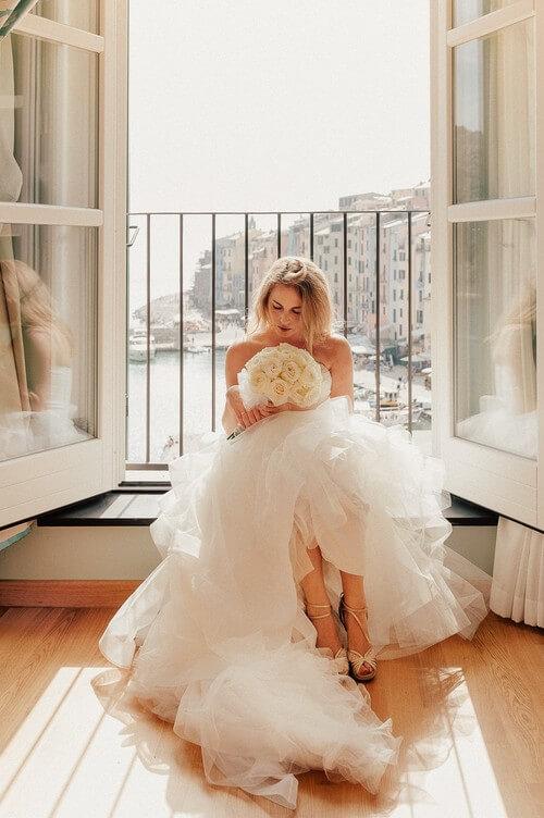Olja Grenner - Portovenere Wedding Liguria
