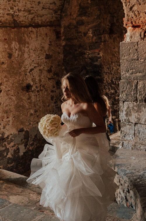Olja Grenner - Portovenere Wedding