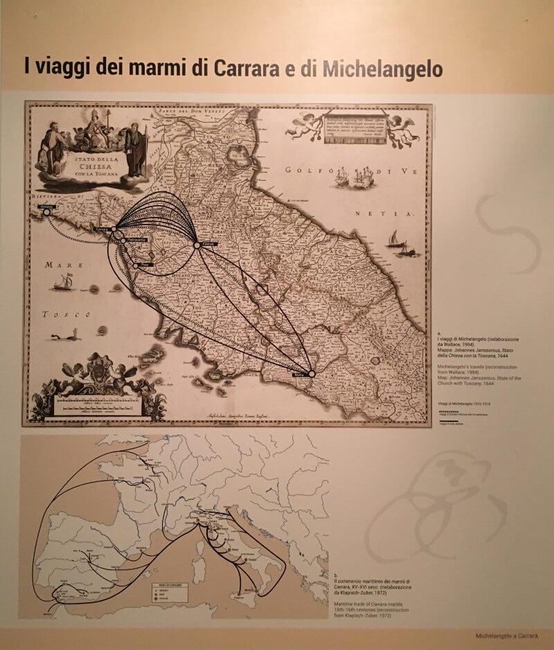 carmi michelangelo marble carrara