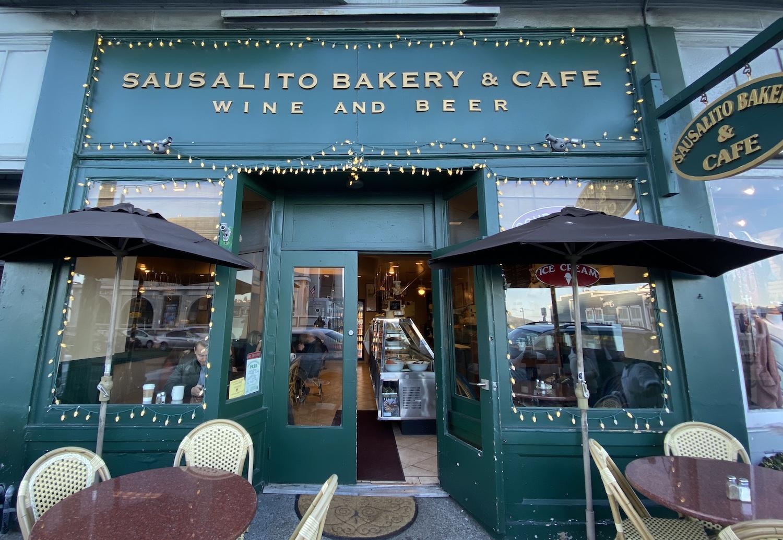 Discover Sausalito - Sausalito Bakery & Cafe