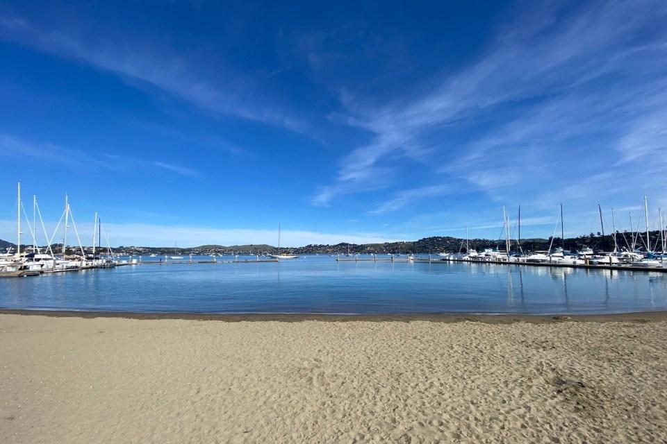 Sausalito Beaches - Schoonmaker