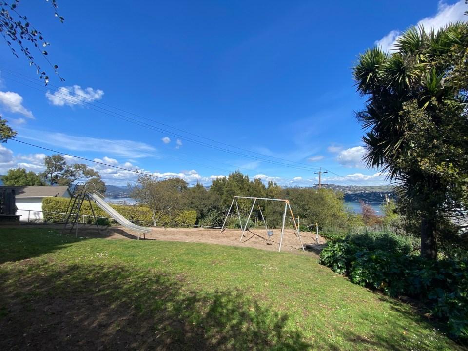 Sausalito Parks - Cloudview Park