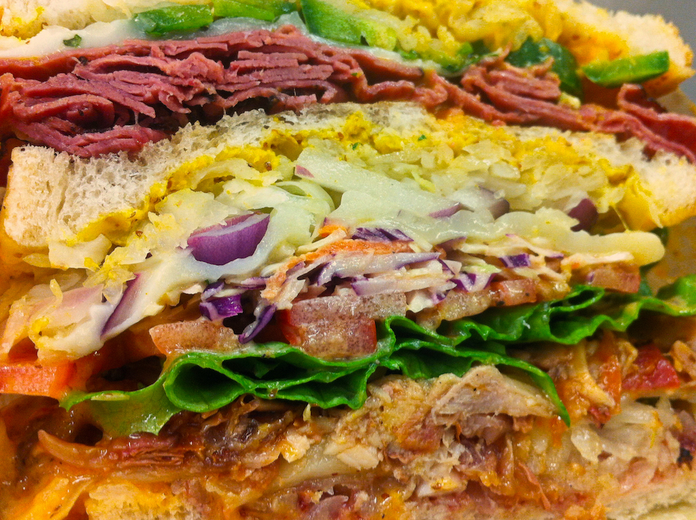 Sausalito Lunch Spots - Davey Jones Deli