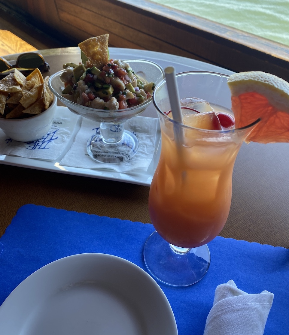 Sausalito Lunch Spots - The Trident